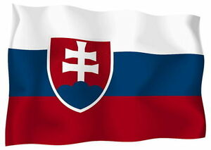 Sticker-decal-vinyl-decals-national-flag-car-slovakia-luggage-ensign-bumper