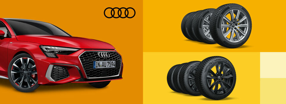 -10%* auf Audi Kompletträder – Bis 2.9. sparen - -10%* auf Audi Kompletträder