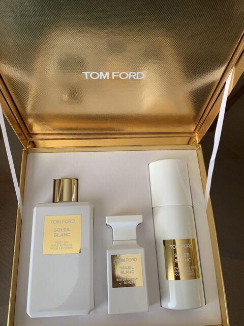 Eau De Tom Blend Set Blanc Gift Private Soleil Ford Parfum POXkZ0wN8n