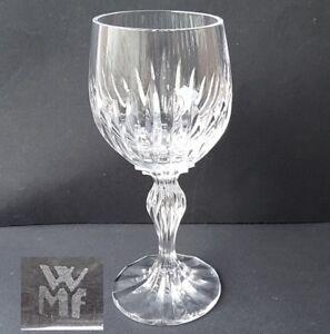 Glas-Becher-Fussbecher-Roemer-Handschliff-WMF-K348