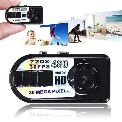 HD 720P Hidden DV Mini Sports Camera Camcorder Helmet Action DVR Video Thumb