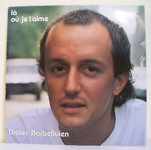 33T-Didier-BAILEY-Disk-LP-12-034-LA-OR-JE-T-039-AIME-Charles-THALER-2402371