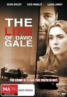 The Life Of David Gale (DVD, 2016)