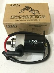SCOOTER GY6 150cc  OKO High Torque Starter Motor