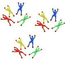 Sticky Wall Window Climbing Flip Rolling Men Climber Spiderman Kids Crawler Toy