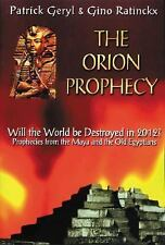 New, The Orion Prophecy: Will the World Be Destroyed in 2012?, Geryl, Patrick, B