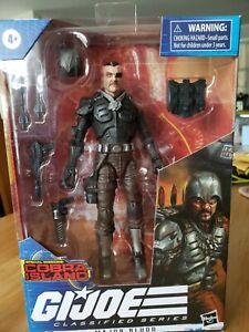 Hasbro G.I. Joe Classified Cobra Island Major Bludd Target Exclusive Figure NEW