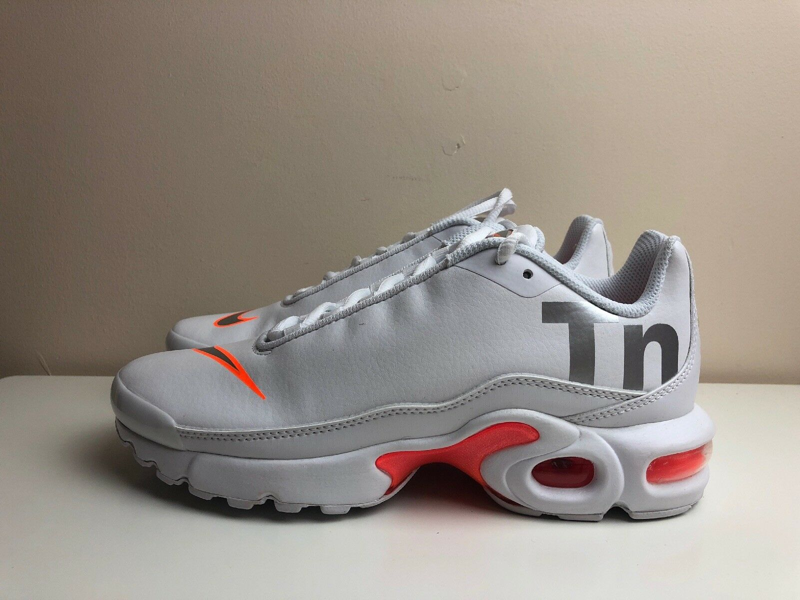 Nike Air Max Plus TN SE BG GS Blanc5 EUR 38 AR0005 100