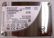 "Intel SSDSA2BA160G3H (1) VO0160ECHPL 2.5"" 3Gb/s 160GB SSD 320 HP 667602-003 New"