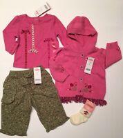 Gymboree Peruvian Doll 6-12 Months Tassel Sweater Flower Pants Top & Socks