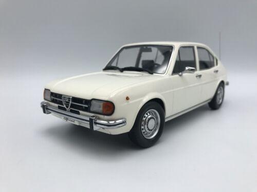 weiss Alfa Romeo Alfasud 1974 1:18 KK-Scale    />/>NEW/</<