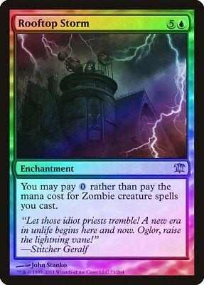 Laboratory Maniac FOIL Innistrad PLD-SP Blue Rare MAGIC GATHERING CARD ABUGames