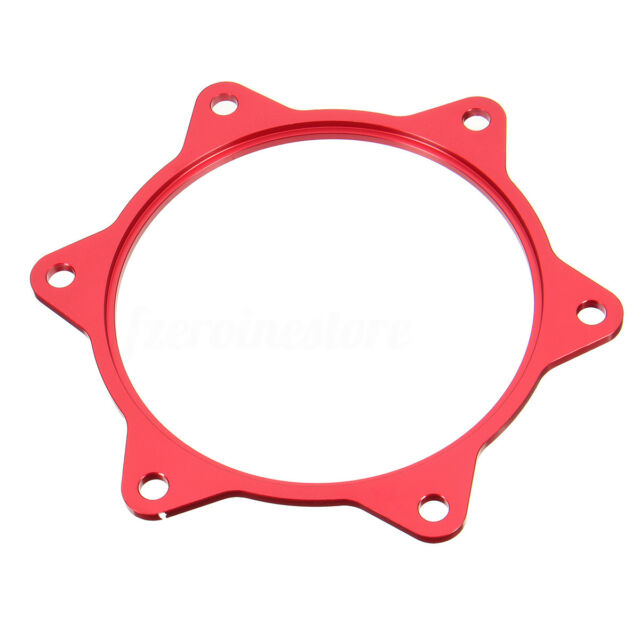 Rear Wheel Sprocket Spacer Raiser For Honda CRF250R CRF450R Supermoto Red