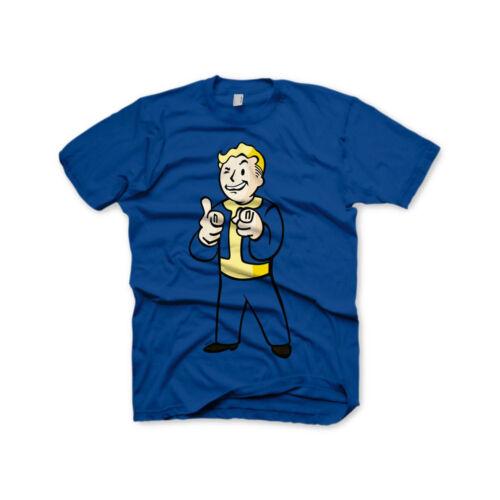 Blu Ge1207 ricadute Vault RAGAZZI CARISMA T-shirt