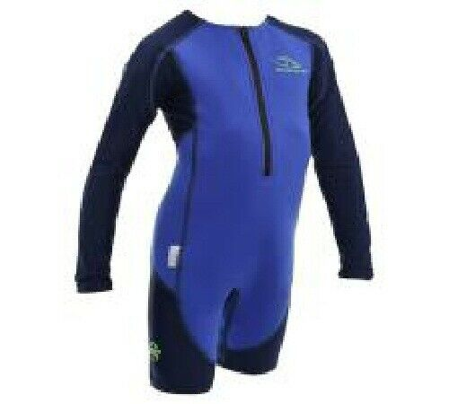 Details about  /Aqua Sphere Stingray HP Youth Wetsuit Long Sleeve