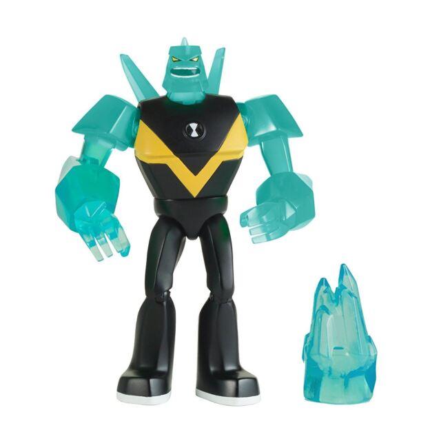 Ben 10 Action Figures - 76103 Diamondhead 12cm
