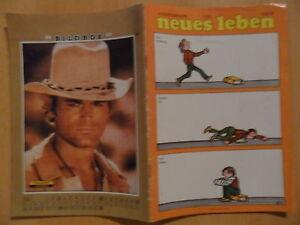 BANDTILENEUES LEBEN 6/1983 * Terence Hill Fußball-Torhüter Oberliga Richard Claydermann