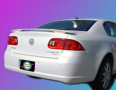 Custom Style 2006 2007 2008 2009 2010 2011 Buick Lucerne Spoiler