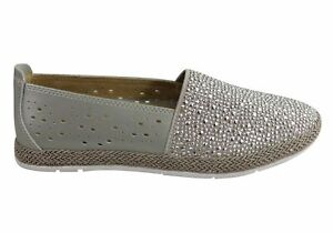 NEW-CC-RESORTS-RITZ-WOMENS-COMFORTABLE-FASHION-FLAT-LEATHER-CASUAL-SHOES