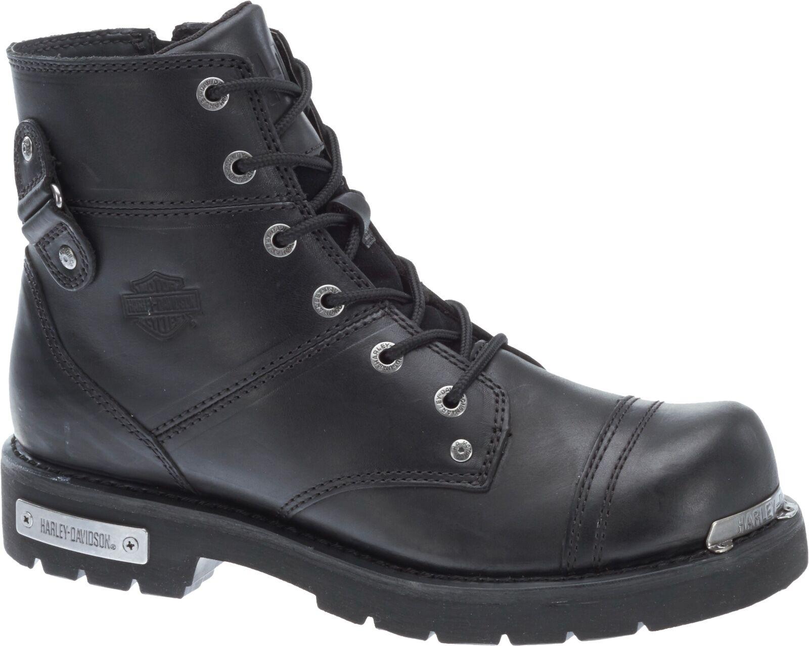 Nuevas botas para hombre HARLEY-DAVIDSON D96103 FIRESIDE