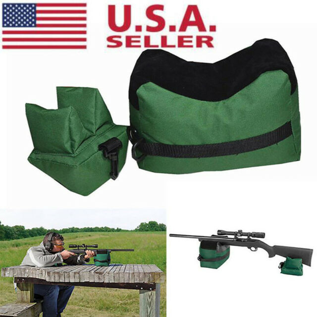 US 600D Sand Bag Rifle Gun Stand Bench Rest Bag for Shooting Airsoft gun Hunting
