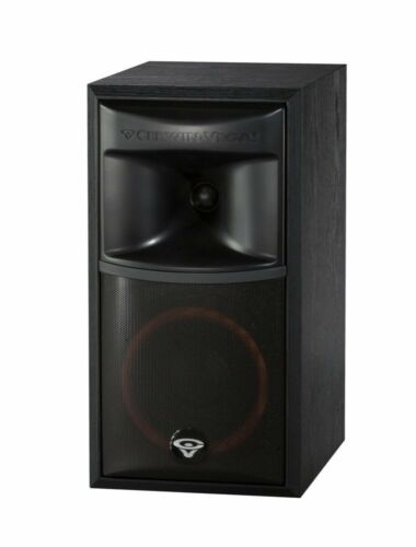 Cerwin Vega XLS6 Bookshelf Surround Sound Home Theater Stereo Speaker. 1 NEW