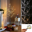 Pre-lit-Christmas-Easter-Twig-Tree-Led-Rustic-Xmas-Snowy-Decoration thumbnail 21