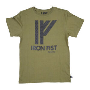 IRON-FIST-ATHLETIC-NEVER-BACK-DOWN-MOISTURE-WICKING-T-SHIRT