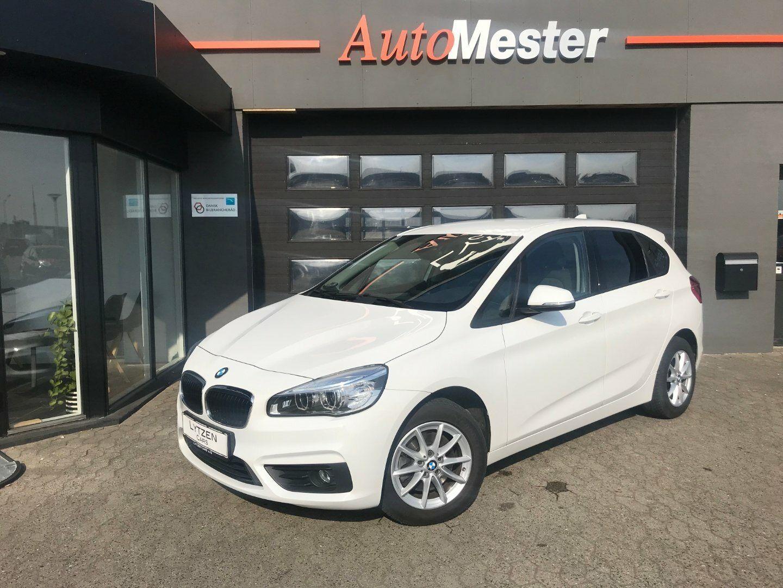 BMW 218i 1,5 Active Tourer 5d - 232.800 kr.