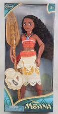 """New Disney Store Exclusive Authentic Moana Princess 11"""" Classic Doll Island"""