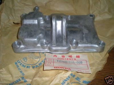 NOS Honda CB350 CL350 Cylinder Head Rocker Cover 12300-286-000
