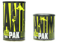 Universal Nutrition Animal Pak Sports Nutrition Supplement 15 Or 44 Count