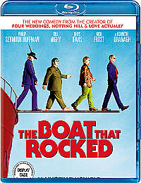 1 of 1 - The Boat That Rocked (Blu-ray, 2009)