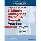 Rosen & Barkin's 5-Minute Emergency Medicine Consult: 1-Year Enhanced by Lippincott Williams and Wilkins (Hardback, 2014)
