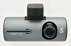 Cobra-Electronics-CDR-840-Dash-Cam-HD-Windshield-Mounted-Camera-with-GPS-Gray