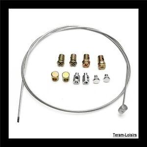 Cable-Accelerateur-Gaz-Moto-Scooter-Quad-Universel-1-Metre-Serre-Cable-NEUF