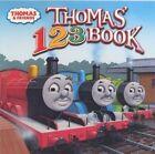 Thomas' 123 Book by REV W Awdry (Hardback, 2013)