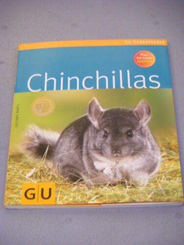 """1 von 1 - GU Tierratgeber """"Chinchillas"""""""