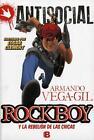 Rockboy y El Ataque de Las Chicas von Armando Vega-Gil (2014, Taschenbuch)