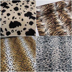 Luxury-Animal-Skin-Print-Velboa-Faux-Fur-Velour-Pony-Skin-150cms-Wide
