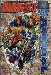 Thunderbolts-Annual-97-Marvel-Comics-1997-VF-1st-Print