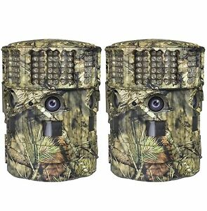 2-Moultrie-No-Glow-14MP-Panoramic-180i-Infrared-Game-Hunting-Cameras-P-180i