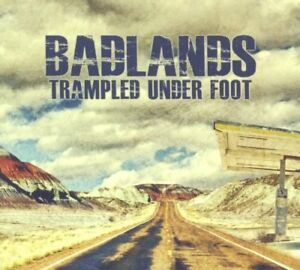 Trampled-Under-Foot-Badlands-CD