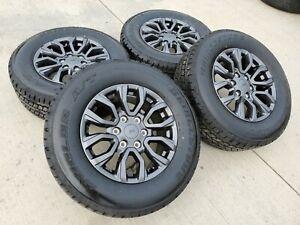 """17"""" Ford Ranger OEM 2019 2020 FX-4 GRAY OE wheels rims ..."""