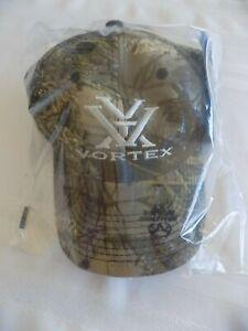 Vortex-Optics-Embroidered-Logo-Green-Brown-Camo-Baseball-Cap-Realtree-Max-1-XT