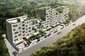 Preventa Increíble Penthouse en Residencial Aqua Cancún C2265