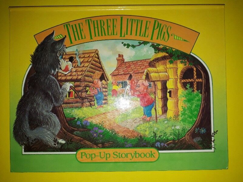 The Three Little Pigs (Pop-Up Storybook).