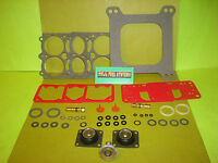 Rebuild Kit For Holley 850 4150 Mechanical Secondary W/power Valve Red 50cc