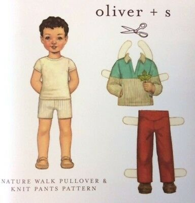 OSP046LL Oliver S Baby Easy Sewing Pattern Lullaby Layette
