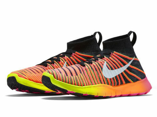 Nike Men's Free Train Force Flyknit 833275 999 Comfortable